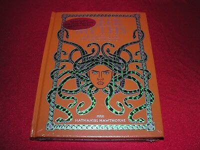 Fairy Tale Books For Boys (Greek Myths: A Wonder Book for Girls & Boys by Nathaniel Hawthorne Leather)