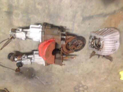 Toyota Celica 5speed conversion for Holden