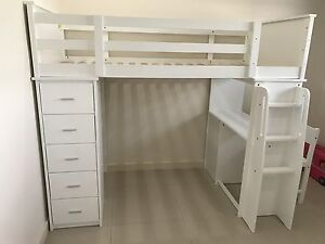 Single bed Rosebery Palmerston Area Preview