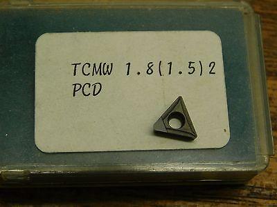 J M Diamond Tcmw 1.81.52 Pcd Diamond Insert