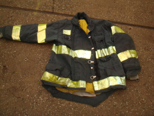 Morning Pride Firefighting Bunker Coat, Size 44