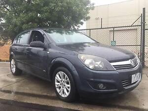 2009 Holden Astra CDX AH MY09 Auto Hatchback REGO AND RWC INC Moorabbin Kingston Area Preview