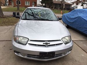 2005 Chevy cavalier. AS IS