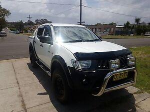 2009 MITSUBISHI TRITON GLX AWD UTE TURBO DIESEL-PRICE FIRM Sefton Bankstown Area Preview