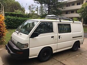 Campervan mitsubishi express 2003 with REGO & RWC Burleigh Heads Gold Coast South Preview