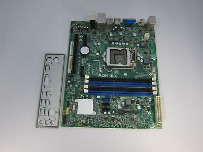 Acer Motherboard DIB75L-LENA No CPU