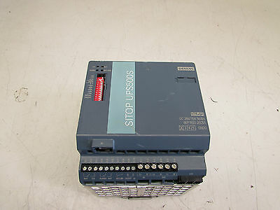 Siemens 6ep1933-2ec51 Sitop Ups500s Power Supply 24vdc15a Tested Make Offer