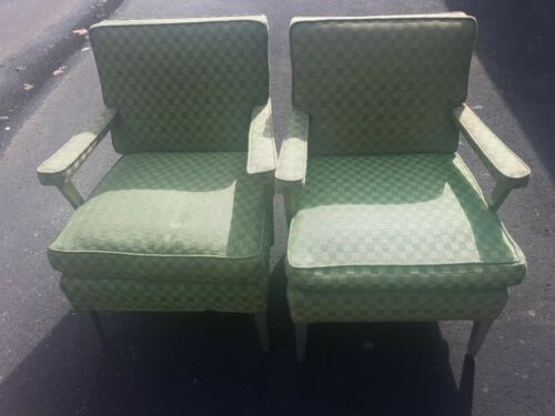 SS UNITED STATES CHAIR SET