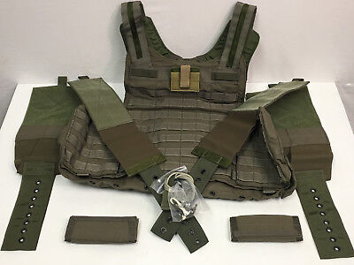 100/% DuPont Kevlar XLarge BALCS for Eagle Ind or First Spear Level 3-A