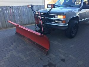 *REDUCED **1998 Chevy plow truck