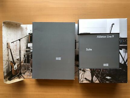 Ableton Live 9 Suite No Serial