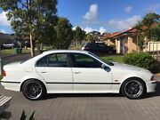 BMW e39 540i V8 Woongarrah Wyong Area Preview