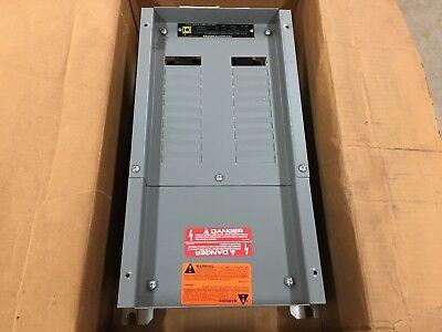 New In Box Square D Nqod Panelboard Interior Nqod20l100