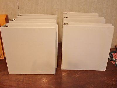 Binders 2 Inch View White Individually Sold