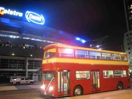 bus double decker Sunshine North Brimbank Area Preview