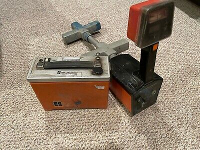 Metrotech 810 Cable Locator Receiver Transmitter As Is Read
