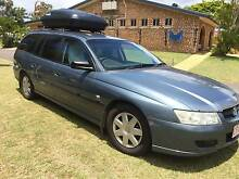 2004 Holden Commodore Wagon and Tent 6 pers. Parramatta Park Cairns City Preview