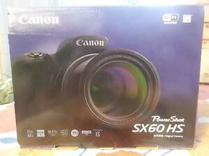 Canon Powershot SX60 HS Greenfield Park Fairfield Area Preview