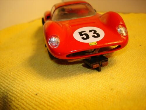 Vintage COX Ferrari DINO Berlinetta slot car 1/24 offered by MTH