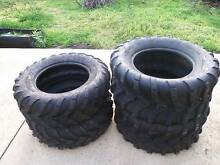 "27""X14 6 PLY RADIAL TIRES FOR LARGE DUNE BUGGY OR  LARGE 4X4 ATV Hectorville Campbelltown Area Preview"