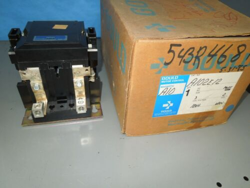 ITE GOULD A133F12 200A Lighting Contactor 120V Coil New Surplus