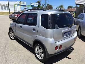 2004 Holden Cruze AWD Auto Wagon $3499 1 YEAR FREE WARRANTY!!!!!