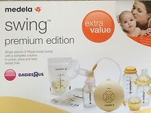 Models swing single electric 2 phase breast pump Tuart Hill Stirling Area Preview