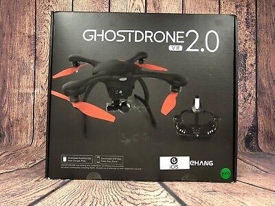 DRONE 4K CAMERA Recording GHOST-DRONE 2.0 VR Drone!!