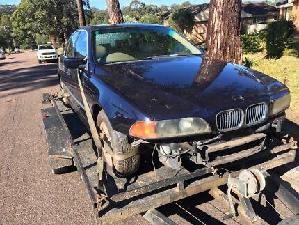 Wrecking bmw 5 series 1998 West Gosford Gosford Area Preview