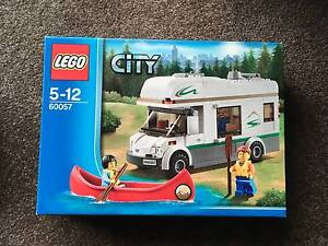 LEGO® CITY Camper Van 60057 Point Frederick Gosford Area Preview