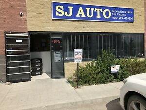SJ AUTO! COME IN FOR A QUICK WINTER TO SUMMER SWAP
