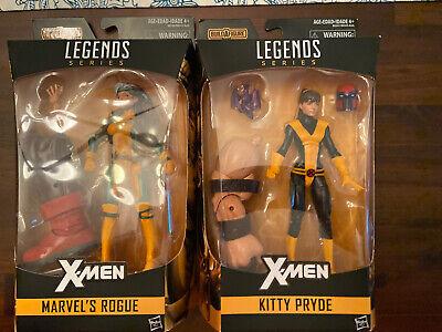 Marvel Legends Juggernaut BAF Series Rogue Kitty Pryde 2016 NIB Sealed X-men