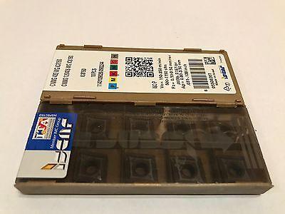 10x ISCAR   Wendeplatten     CNMG 120408-WG     IC8150     NEU mit Rechnung!!!