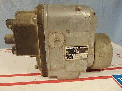 Vintage Fairbanks Morse Tractor Type Xr6a2a Magneto Fm 6 Cylinder Original