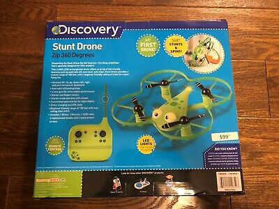 NEW Unearthing KIDS RC Mini Quadcopter Stunt Drone Zip 360 Degrees