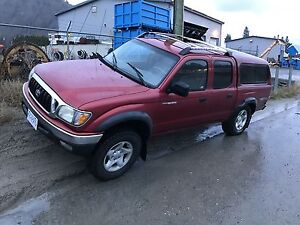 2002 Toyota Tacoma Pre Runner