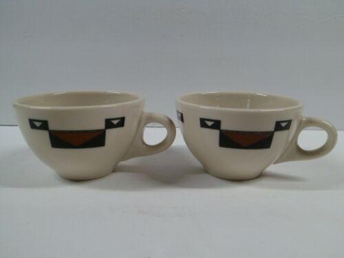 Vintage Sterling China Ahwahnee Hotel Yosemite Coffee Cups
