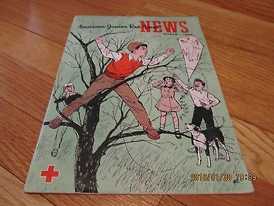 March 1960 American Junior Red Cross News Magazine Volume 41 Number 6