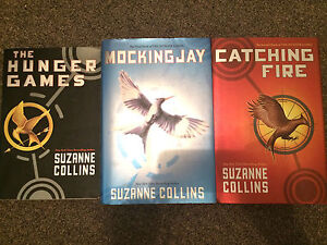 Complete Hunger Games series