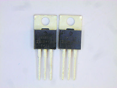 Irf3710 Original Ir Mosfet Transistor 2 Pcs
