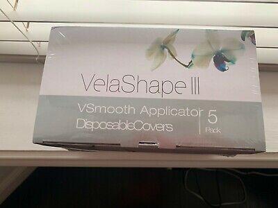 Syneron Candela New Vela Shape 3 Vsmooth Applicator Disposable Covers 5 Pack