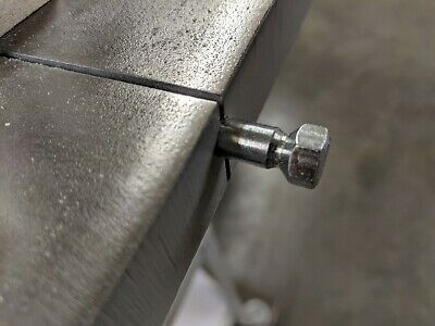 Tapered Alignment Pin For The Work Table - Delta 14 Bandsaw Pn Lbs -55