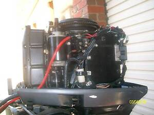 70 HP Johnson Outboard Motor 1995 Roxburgh Park Hume Area Preview