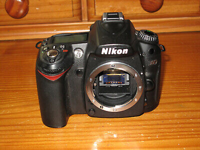 Nikon D90 (2) 12.3MP DSLR Camera - Black (Body Only)