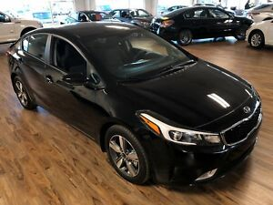 2018 Kia Forte LX+  (heated steering wheel/seats)