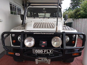 Landrover Defender Mooroobool Cairns City Preview