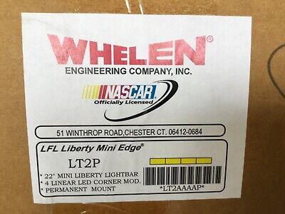 Whelen Liberty Amber Led Mini Lightbar 22 Inch Lt2aaaap Brand New