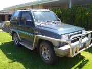 Daihatsu Feroza 4x4 Bayonet Head Albany Area Preview