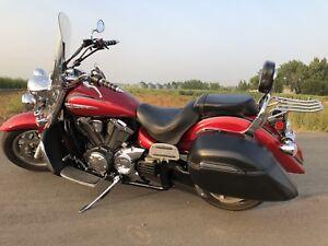 2013 Yamaha Vstar 1300, V star