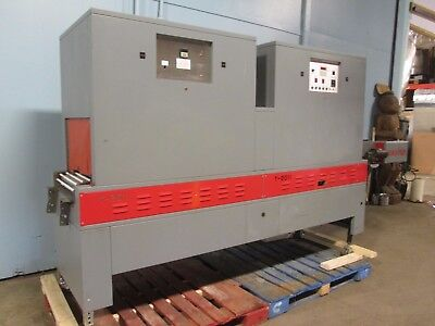 Seal.a.tron T-2011-2 H.d. Commercial Conveyor Shrink Wrap Packaging Machine